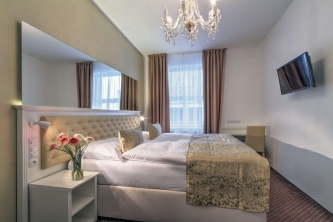 Hotel Taurus - Chambre Double